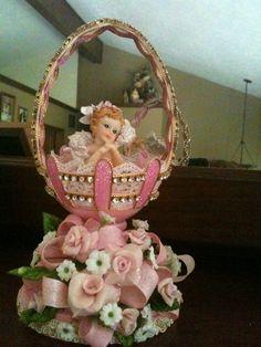 rhea egg basket.