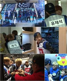 Running Man ♡ with EXO