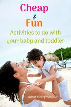 Some of the best cheap activities to do with kids. Some of the best free activities to do with baby. These are fun and easy ways to have a good time with your kids without costing a fortune. Cheap and fun activities to do with your family any time Fun Activities To Do, Rainy Day Activities, Indoor Activities For Kids, Educational Activities, Family Activities, Toddler Activities, Learning Activities, Toddler Fun, Preschool Ideas