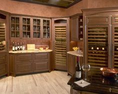 Perfect Place to hold my wine collection! :)