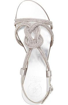 954f27ad2451 33 Best wedding sandals images