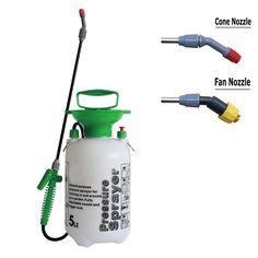 iLOT 1.32 gal pest cotrol sprayer garden weed sprayer manual pump sprayer  #iLOT