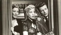 Barbara Brown, Gloria DeHaven, and Donald O'Connor, Yes Sir, That's My Baby (1949)