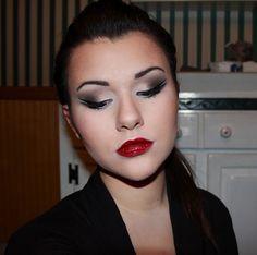 Hang up make up make-up