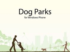 Dog Parks Kickstarter project for Windows Phone
