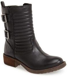 ed17fe1b20a Lucky Brand  Dunes  Buckle Short Boot (Women) Lucky Brand Shoes
