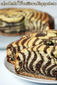 Zebra   Arabeska Food Cakes, Cake Recipes, French Toast, Breakfast, Blog, Kitchens, Cakes, Morning Coffee, Easy Cake Recipes