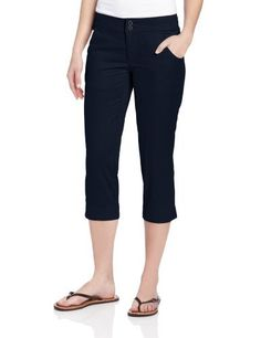 Columbia Sportswear Women's Super Bonehead Capri by Columbia. $49.99. Iconic PFG logo in back. 100% cotton. Omni-Shade UPF 30 sun protection. Button close back pockets. Crafted from a lovely peached cotton twill that's super soft and durable, this crisp-looking Capri sports Omni-Shade UPF 30 to protect you from the sun during long ours outdoors.