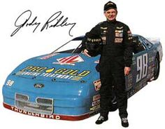 junie donlavey | Ridley is more well know for his exploits in the No.98 Ford in the All ...