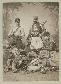 Bulgaria Volunteers, war of 1885