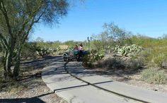 Old Tucson Studios-lots of fun things for the boys-little over an hour away by Saguaro Park West