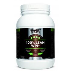 IsoWhey® Sports 100% Lean WPI+ - IsoWhey® Sports - Supplements/Nutrition