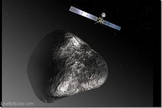 Cómo la misión 'Rosetta' podría ayudar en la búsqueda de vida alienígena - http://www.leanoticias.com/2014/11/12/como-la-mision-rosetta-podria-ayudar-en-la-busqueda-de-vida-alienigena/