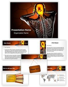 Radiology powerpoint template is a free ppt template with x ray trauma radiography scan powerpoint template is one of the best powerpoint toneelgroepblik Gallery