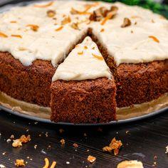 Gluten Free Carrot Cake, Allrecipes, Sweet Recipes, Carrots, Cheesecake, Baking, Desserts, Tailgate Desserts, Deserts