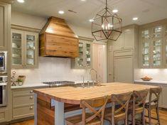 Country Kitchen Design Ideas : Home Improvement : DIY Network