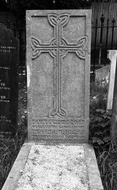 The grave of Eva Gore Booth and her partner Esther Roper, Hampstead. Lgbt Couples, Suffragettes, Irish, London, Decor, Women, Decoration, Irish Language, Ireland