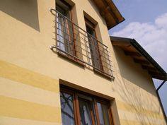 Balustrady balkonowe - Nierdzewny Styl