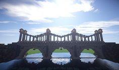 medieval suspension bridge minecraft project - Minecraft Japanese Bridge