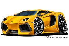 Gallery - Category: LAMBORGHINI Cool Sports Cars, Cool Cars, Cool Car Drawings, Gear Art, Suzuki Jimny, Truck Art, Car Illustration, Weird Cars, Car Sketch