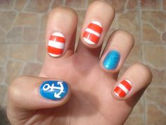 um...  i think i may be doing these nails for summer