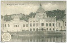 ESPOSIZIONE INTERNAZIONALE - TORINO 1911 - Padiglione Francia