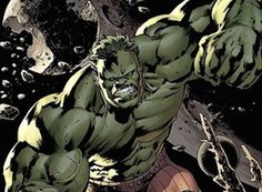10 Physically Strongest Marvel Characters - Bruce Banner – AKA The Hulk