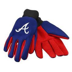 Atlanta Braves 2015 Ulitity Glove - Colored Palm