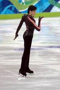 The Rebel Prince - Three-time Men's U.S. Figure Skating Champion, Johnny Weir.I love watching ice skating.Please check out my website thanks. www.photopix.co.nz