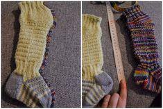 kaksin kaunihimpi: Kantoliinasukat - päivitetty ohje Leg Warmers, Fingerless Gloves, Knitting, Bakken, Leg Warmers Outfit, Fingerless Mitts, Tricot, Breien, Stricken