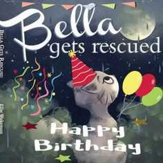 Tomorrow's her big day! So Bella's having a party to celebrate with all her friends. Since September is Bella's birthday, OF COURSE, she's. 2nd Birthday, Big Day, Childrens Books, Illustration, Party, Blog, Movie Posters, Second Anniversary, Children's Books