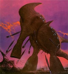 Wayne Barlowe - Expedition