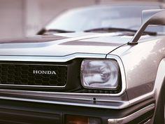 Honda Prelude 1980 on Behance