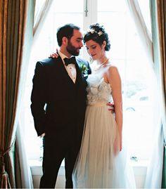Posh + Playful Seattle Wedding: Darcie + Neal | Green Wedding Shoes Wedding Blog | Wedding Trends for Stylish + Creative Brides
