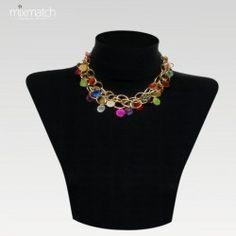 Magie Chain Bracelets, Necklaces, Spring Summer 2015, Stones, Jewelry, Fashion, Moda, Rocks, Jewlery