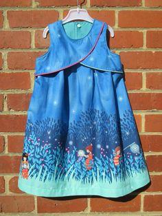 Mamadammeke: Tulip Dress #1