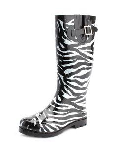 i love my zebra print