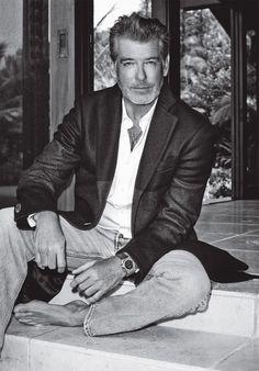 Pierce Brosnan on 'No Escape' and the Next James Bond: Celebrities : Details