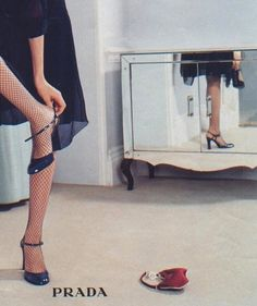 Archive Prada Campaign   AnOther Loves
