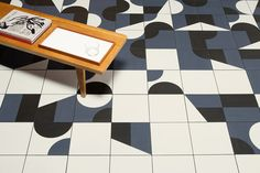 Barber & Osgerby Design New Tiles for Mutina