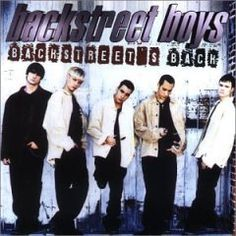 backstreet boys. Used to swoon...not so much anymore