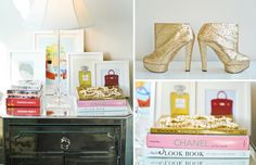 Dresser arrangement