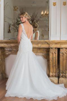 Mylène Sophie de nieuwe Nederlandse bruidsmode collectie - In White