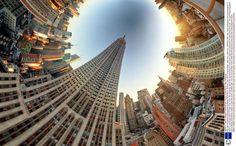 G1 - Fotógrafo americano cria paisagens surreais com 'colagens' em 360 graus - notícias em Mundo