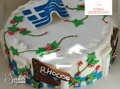 Greek cake Greek Flag, Go Greek, Greek Cake, Greeks, Creative Cakes, Cake Ideas, Philosophy, Cupcake Cakes, Food Ideas