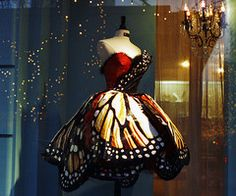 Monarch Butterfly Dress, Luly Yang picture on VisualizeUs