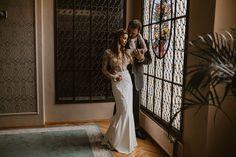 Elegant wedding portrait inspiration | Image by Malachite Meadow