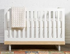 Modern Baby Crib