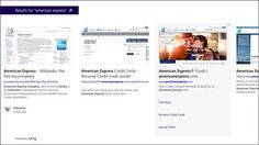 Bing & Yahoo Advertisers Integrated in Windows 8.1 Smart Search: search for something across the web, your device, apps, and the cloud