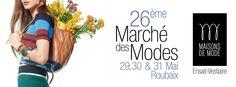 Marché des modes_Maisons de modes_ENSAIT et Vestiaire_Roubaix